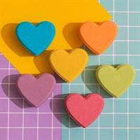 Набор из 6 Бомб-Сердец