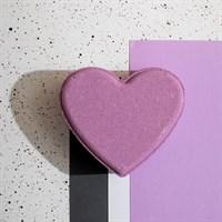 Бомба-сердце с ароматом Винограда